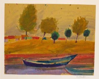 Sammlung Jaruska, Malerei