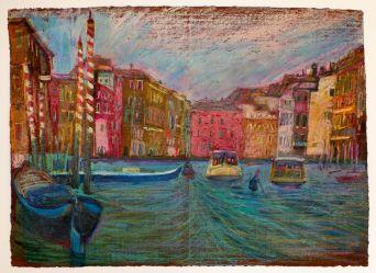 Venedig, Sammlung Jaruska, Malerei