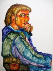 Junger Mann, 1987