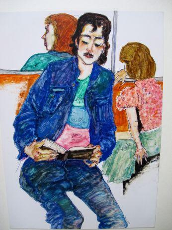 Lesender,1986
