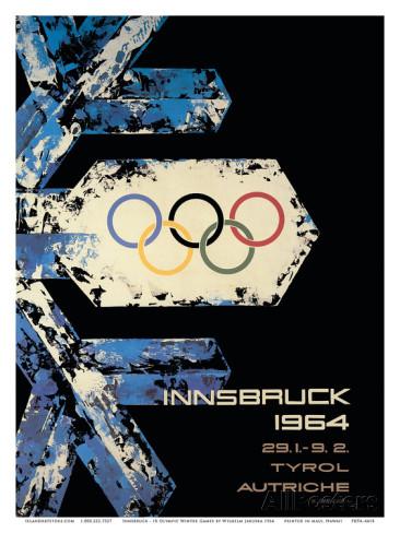 wilhelm-jaruska-plakat-olympiade-1964